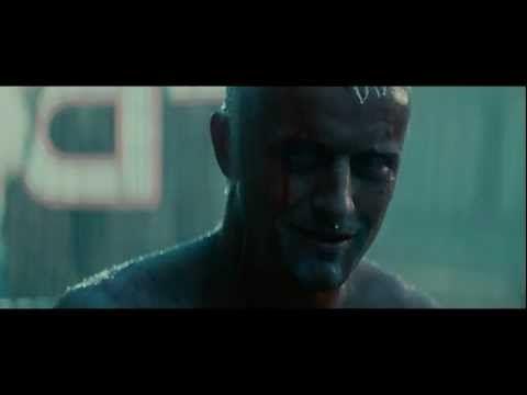 """Blade Runner - Final scene, """"T..."""