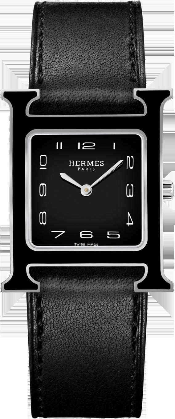 a86cf812a5b La Cote des Montres   Hermès Horloger - Nouvelles montres Heure H laquée -  Capter le