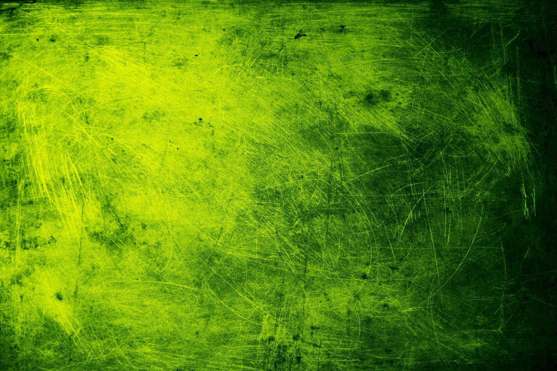 Green Lime Scratched Grunge Texture OGQ Backgrounds HD