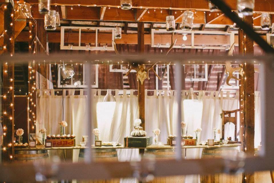 Barn @ Vintage Ranch Paso Robles, CA | Wedding venues ...