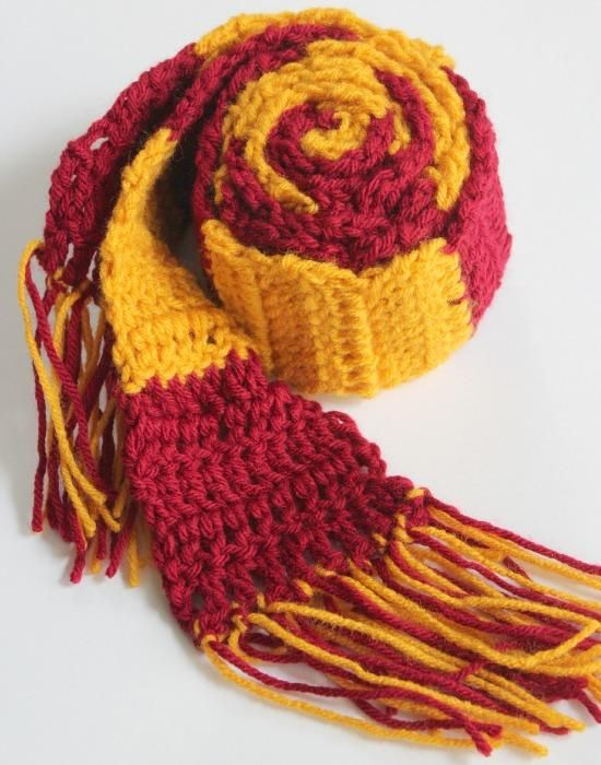 6 Super Fab Crochet Projects For Gift Ideas Harry Potter