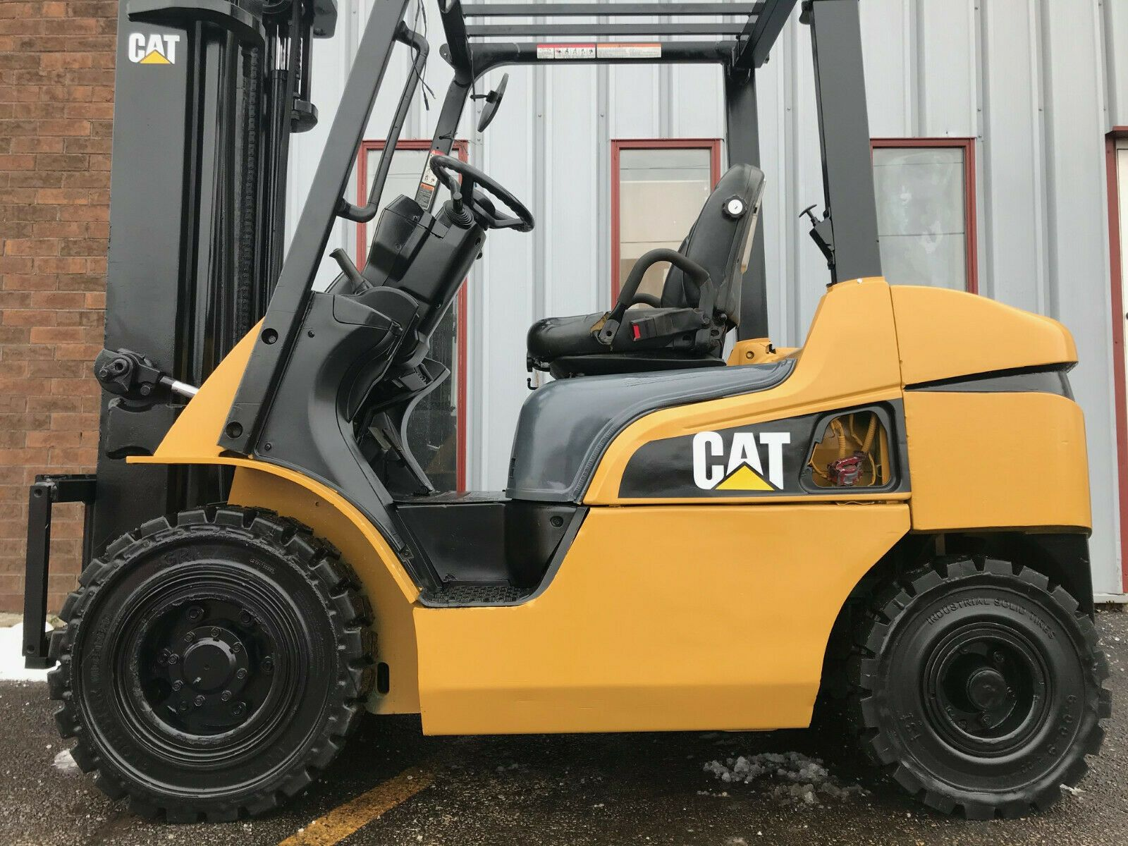 Caterpillar Forklift In 2020 Lifted Trucks Lifted Jeep Forklift