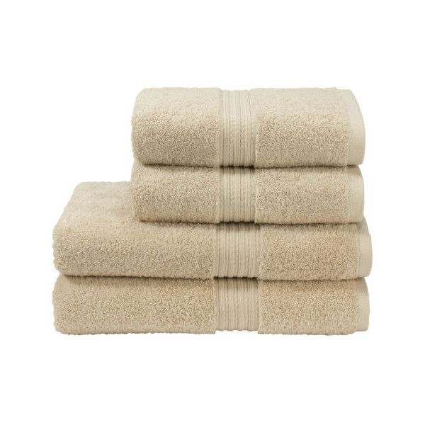 Christy Plush Towel Fawn 205 Php Liked On Polyvore