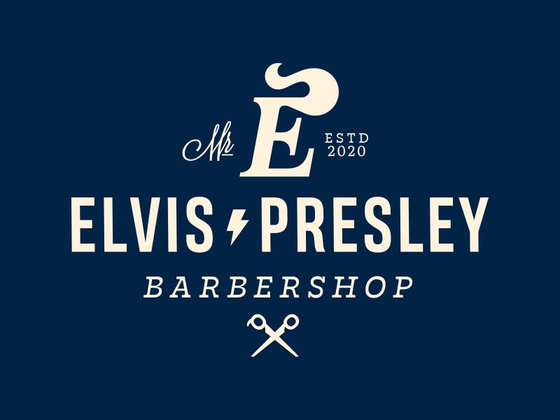 Elvis Presley Elvis Presley Elvis Lettering