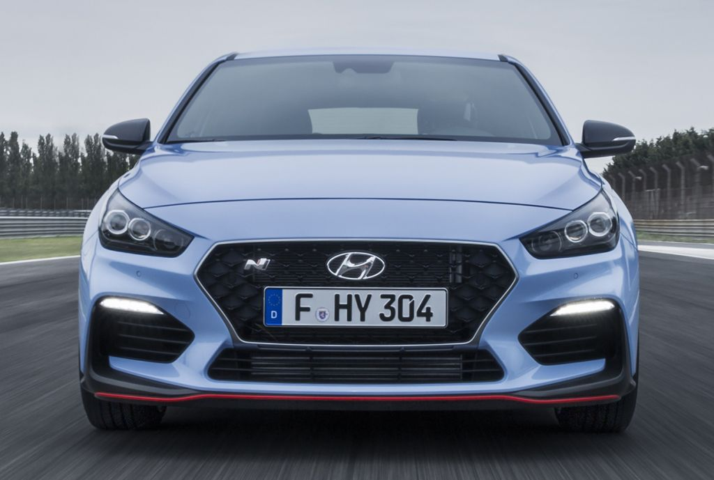 Hyundai i30 N será que o primeiro hot hatch da marca