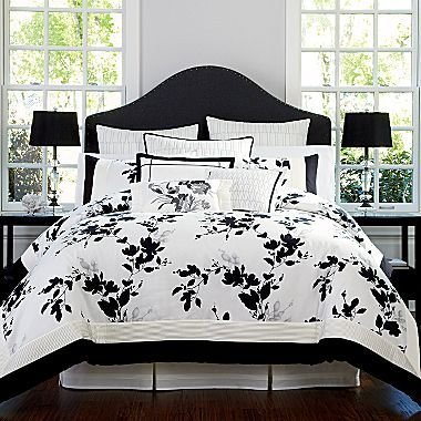 Liz Claiborne Floral Shadow Comforter Set & More - jcpenney ...