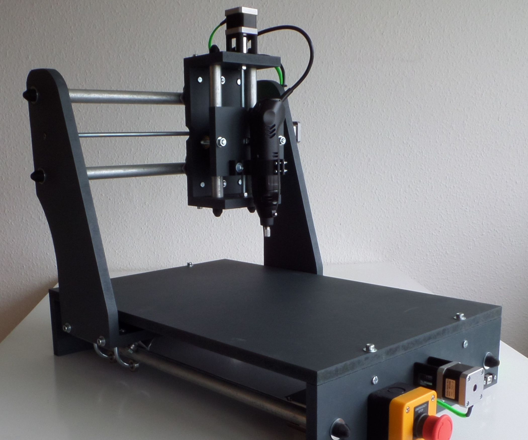 Low Budget CNC Diy cnc router, Diy cnc, Cheap cnc machine