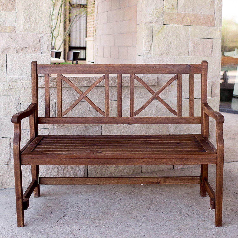 black lutyens bench