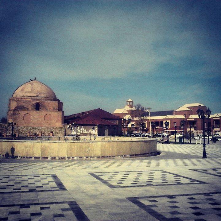 مسجد جامع اورمیه - Jame mosque of Urmia