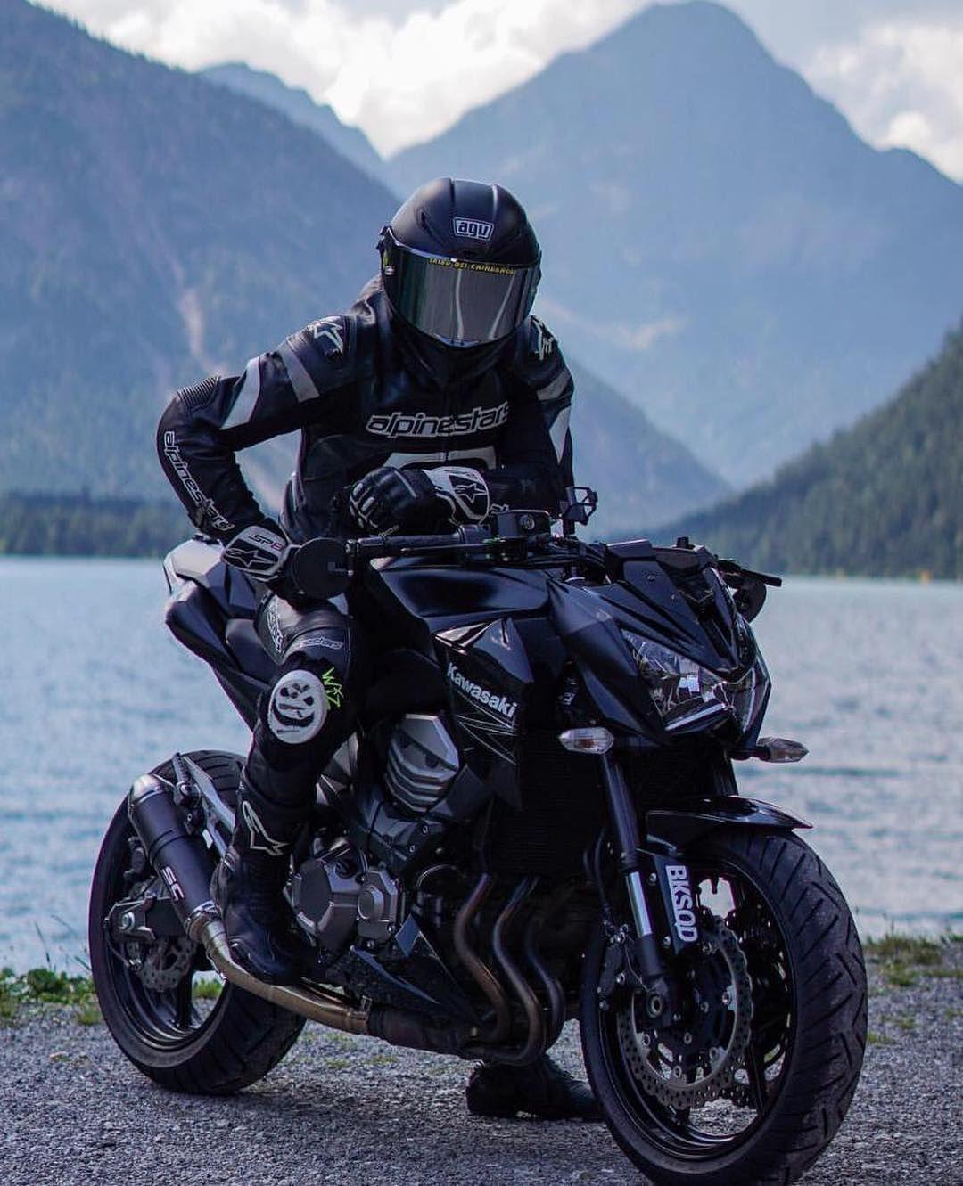Обои Kawasaki, Мотоцикл, z800. Мотоциклы foto 11