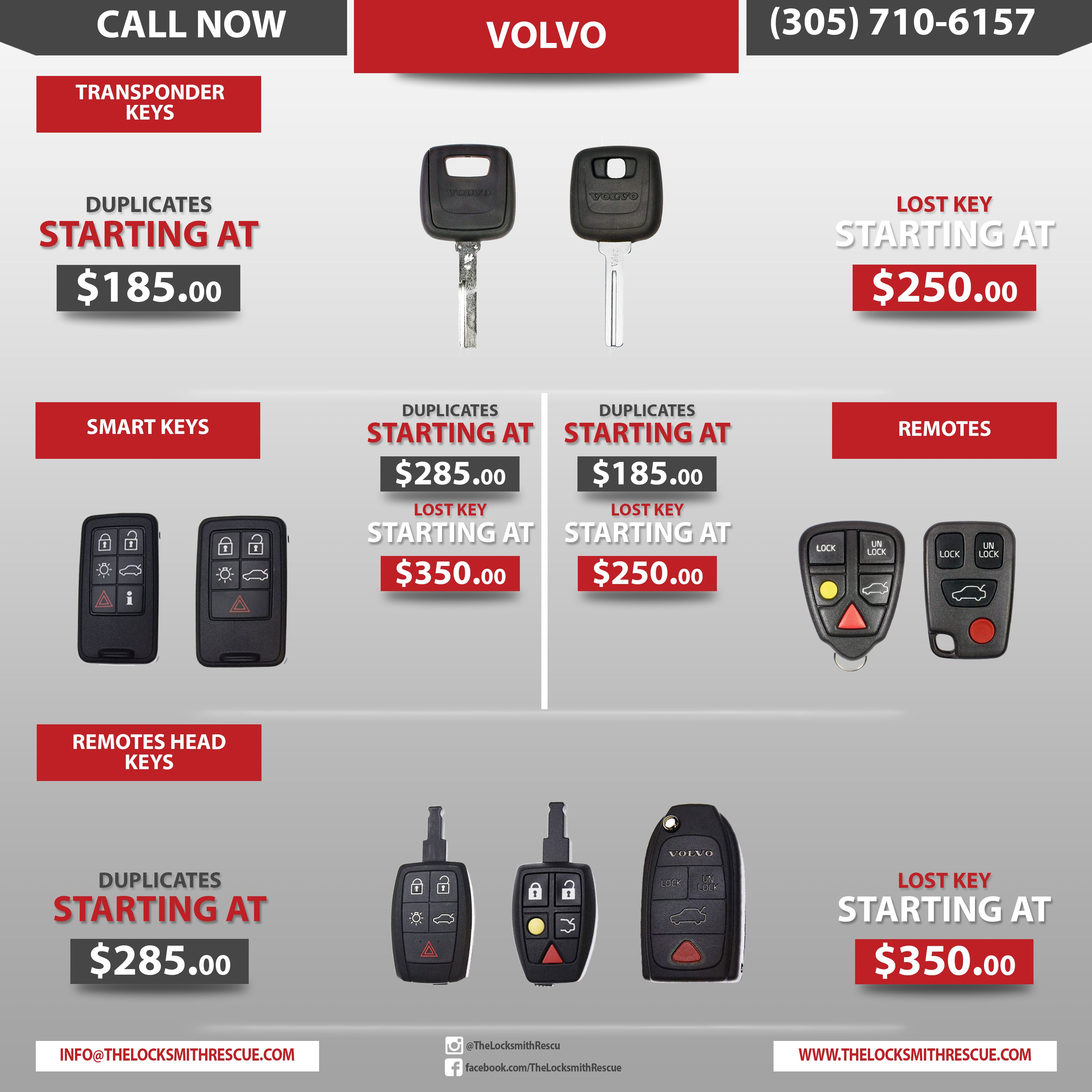 We Bring The Best Price In The Market For All Types Of Cars Keys Call Us Now Volvo Volvo240 Volvoxc90 Locksmith Locksmithser Lost Keys Smart Key Volvo