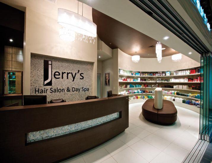 Jerrys Hair Salon And Day Spa In Winnipeg