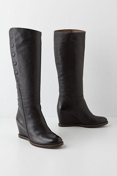 Admiral High Boots #anthropologie
