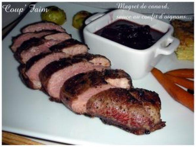 Magret de canard cuisson basse temp rature recette - Cuisiner un filet de canard ...