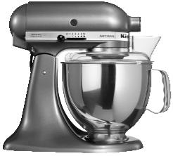 I love.... Kitchenaid - Artisan mixer <3