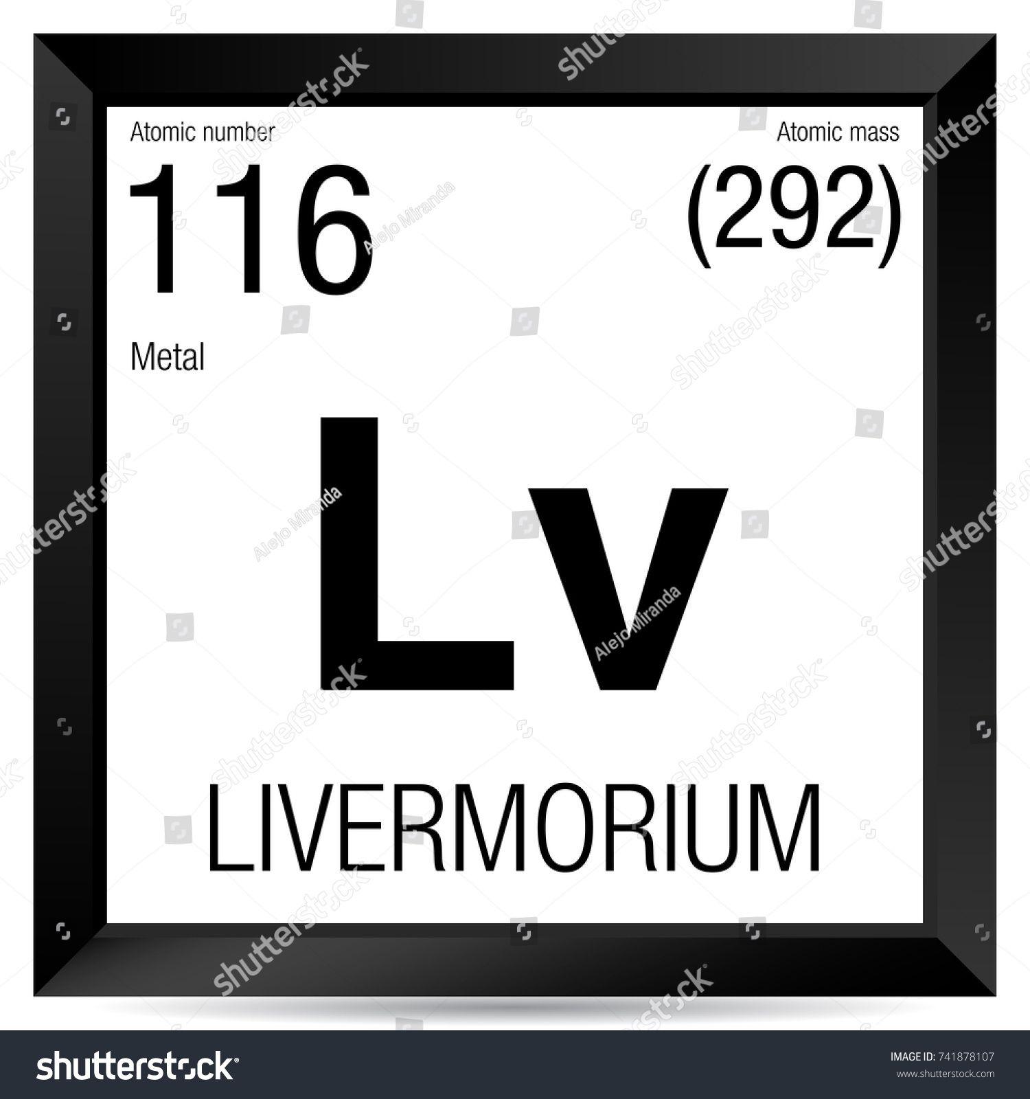 Element 116 Periodic Table