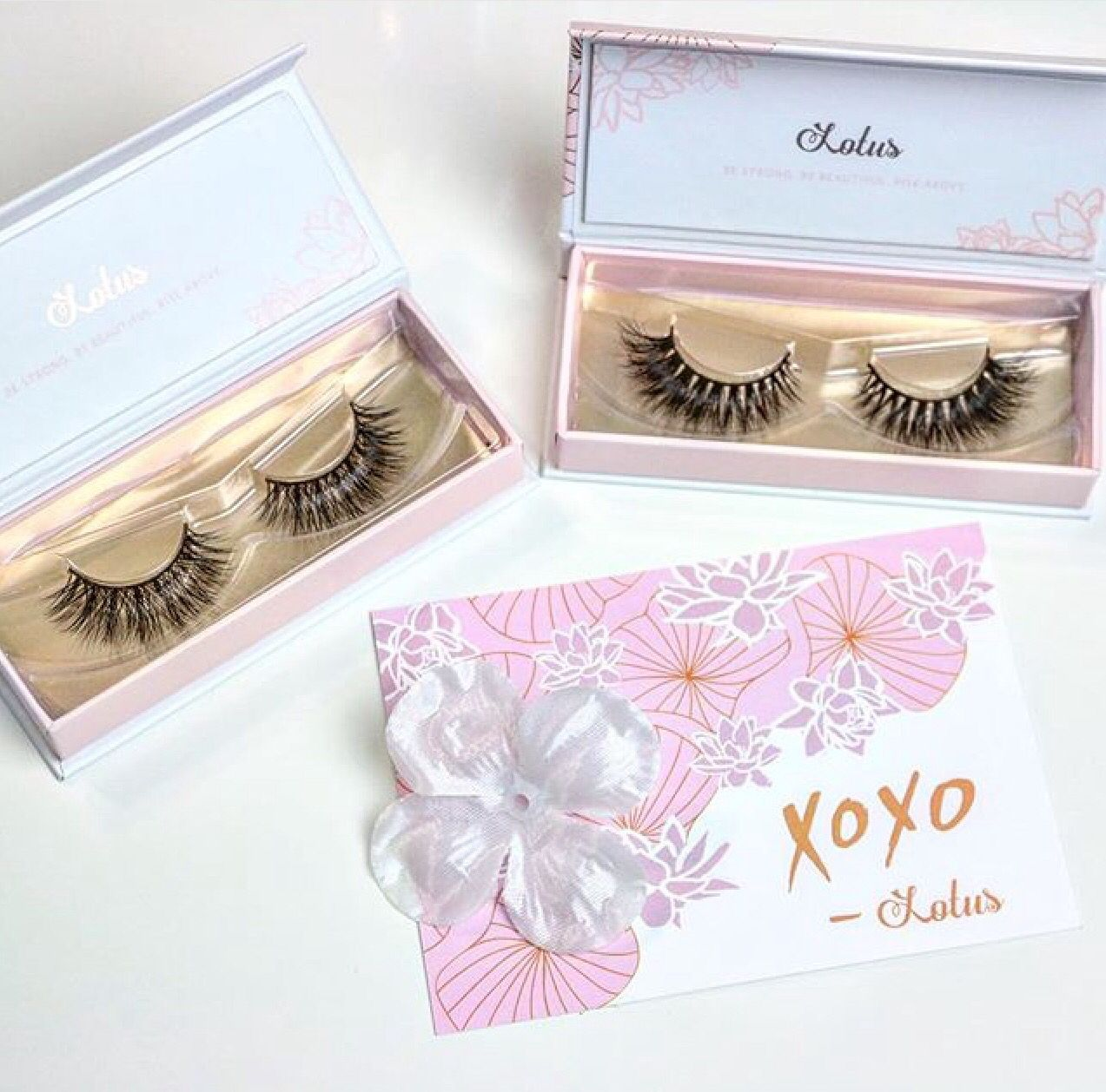 a550e5eb063 Stunning Lotus Mink Lashes No. 21 & No. 501 #beauty #makeup #eyelashes