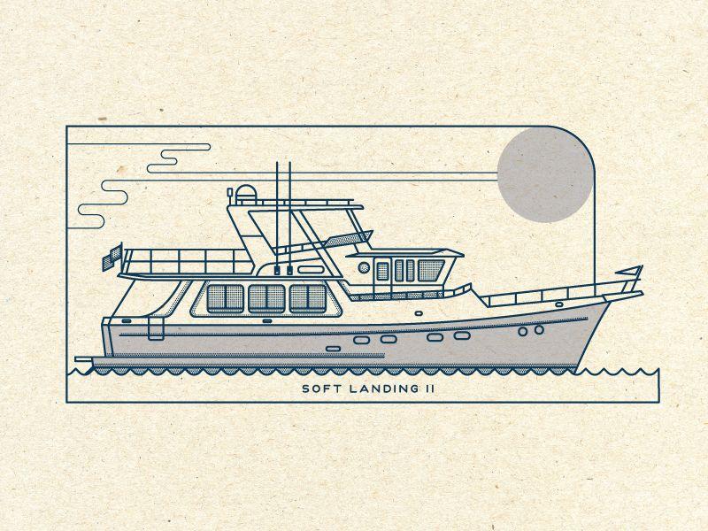 Soft Landing II by Brian Steely - Dribbble