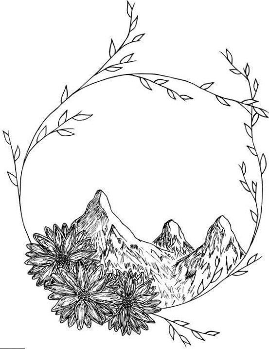 designtattoo #tattoo tattoos for girls on hip, cool sun and moon ...