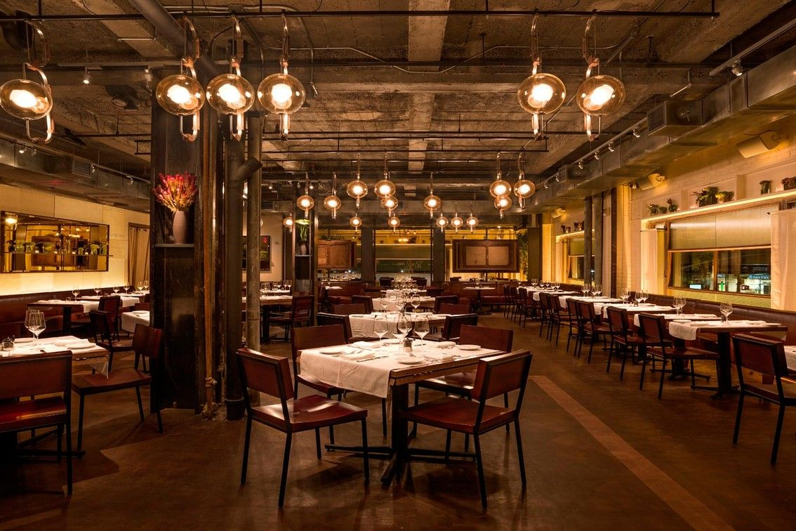 Awesome 20 Great Restaurants In The Theater District   New York