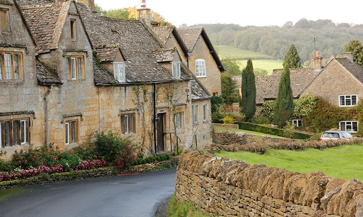 The Cotswolds, England.