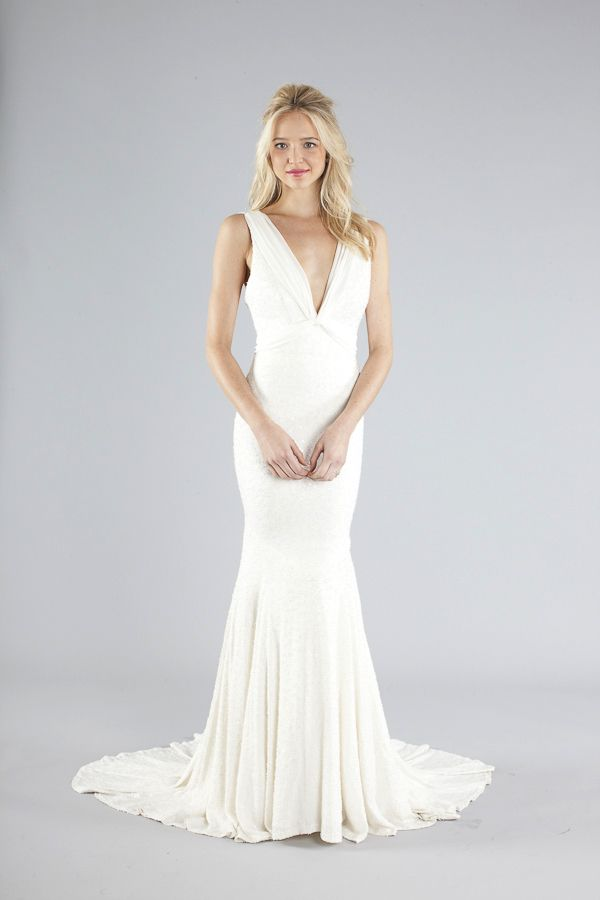 Nicole Miller Wedding Dress Bianca
