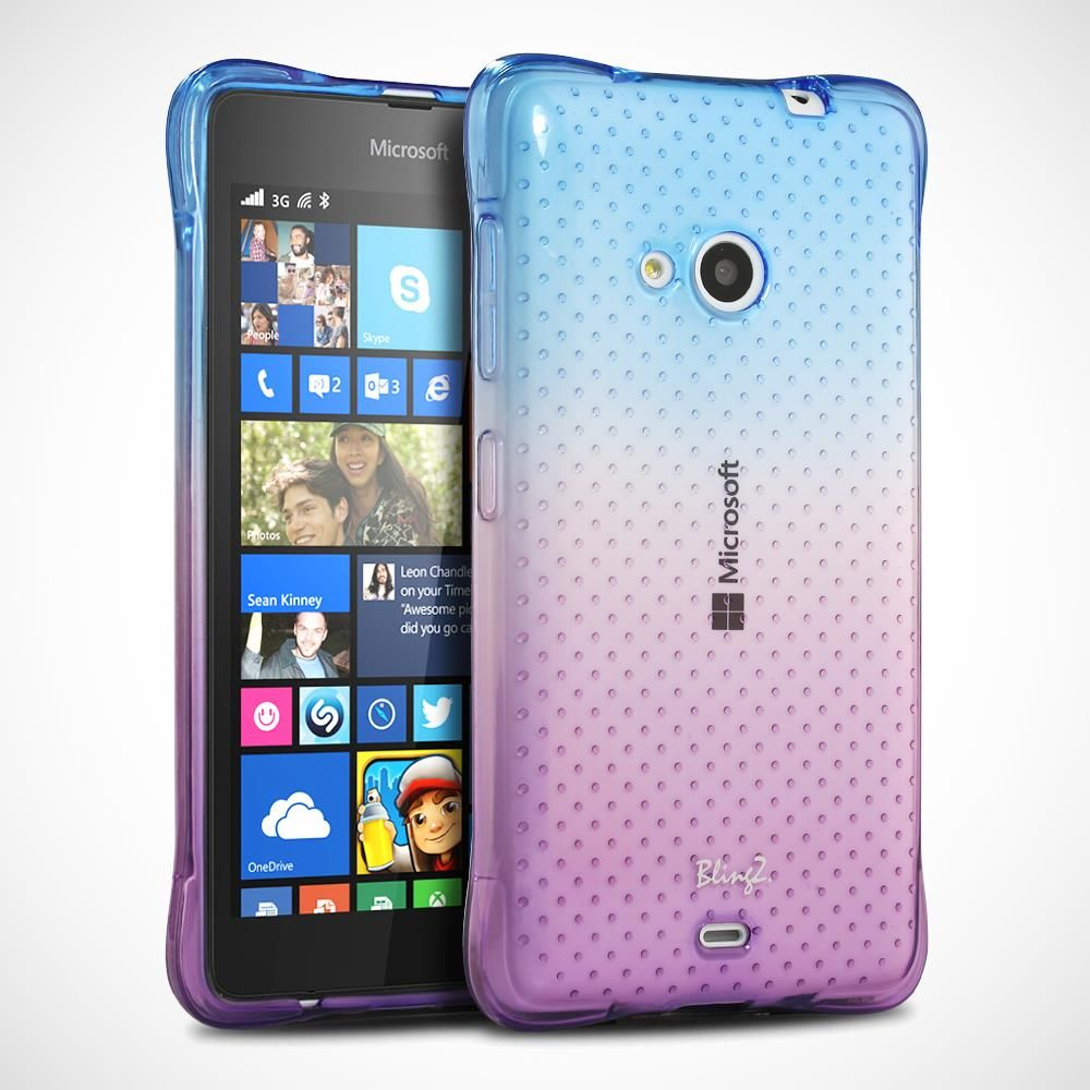 brand new 128f7 2fedb Details about Soft Black Gel TPU Case Cover For Nokia Lumia 535 929 ...
