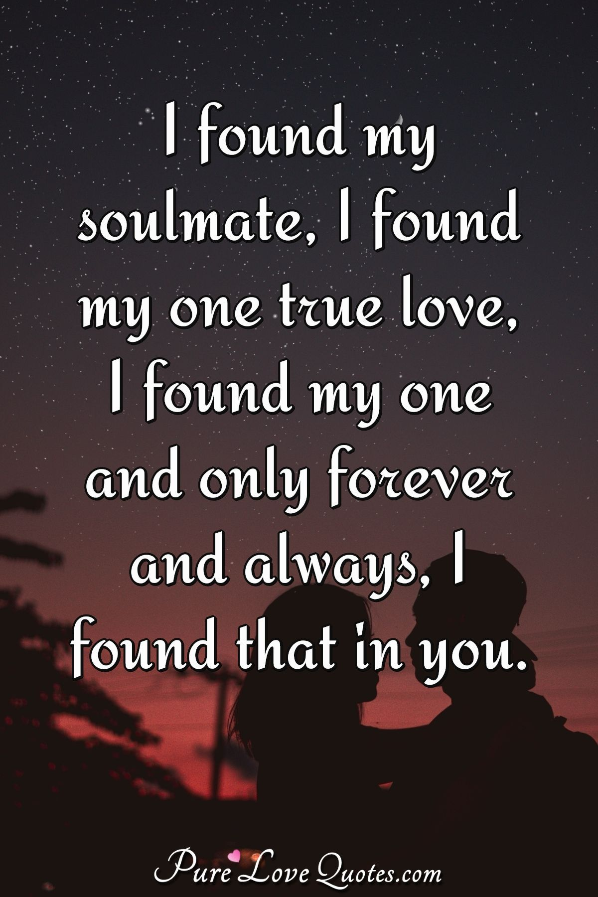 Love Quotes from PureLoveQuotes.com in 6  Love you forever