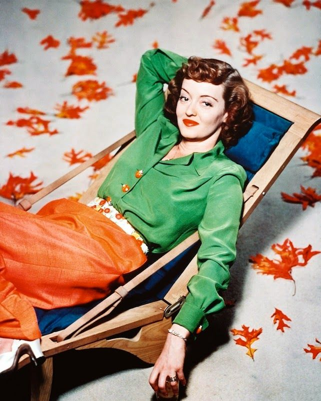 Stirred, Straight Up, with a Twist: A Bette Happy Thanksgiving   Betty Davis.