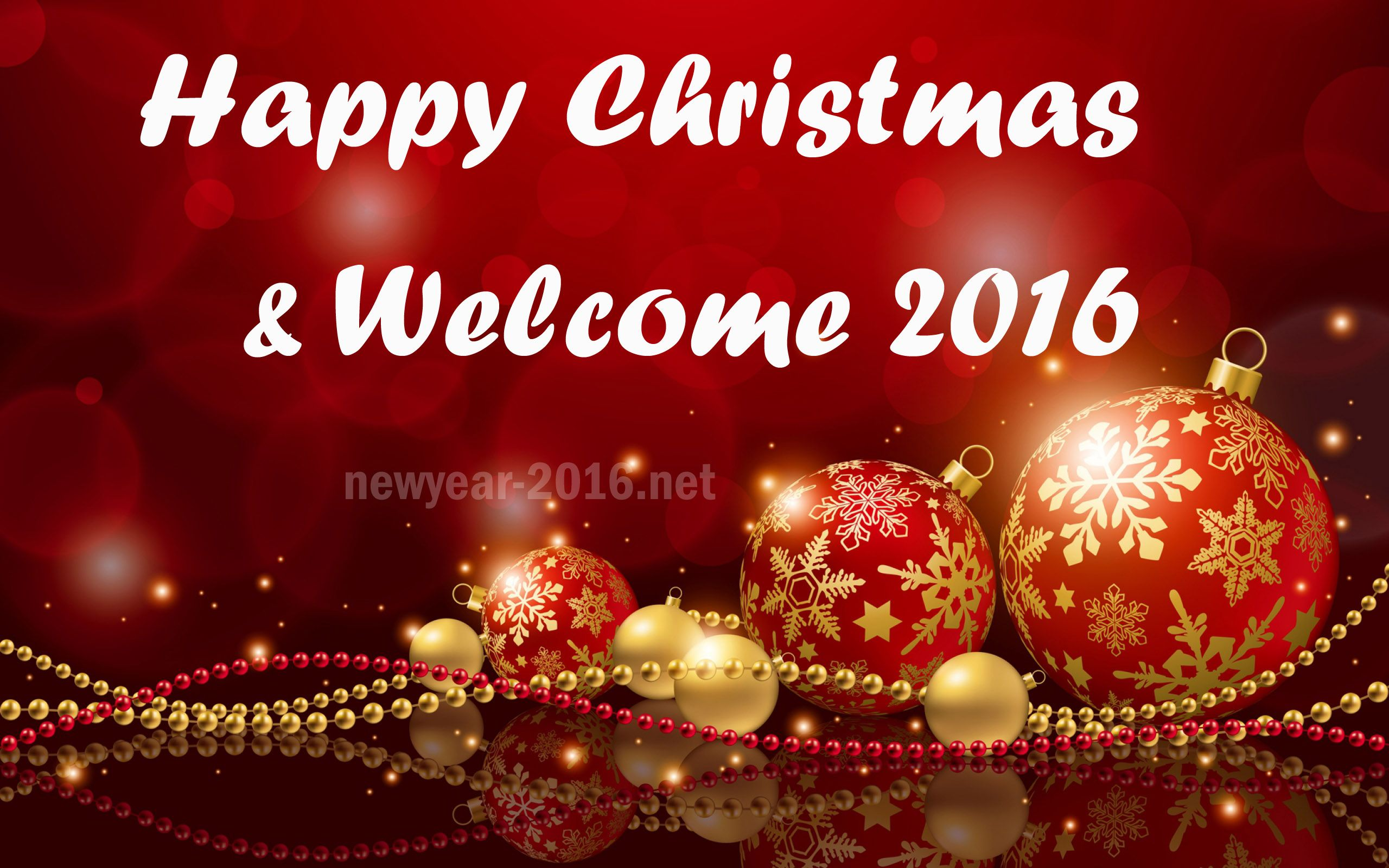 Wallpaper download new year 2016 - Christmas New Year 2016 Hd Wallpaper Download 3d Images Happy