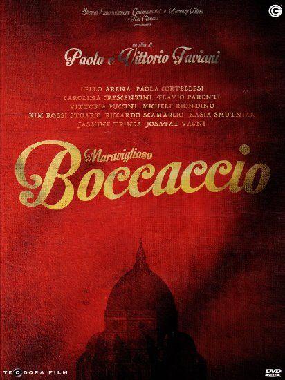 Maraviglioso Boccaccio