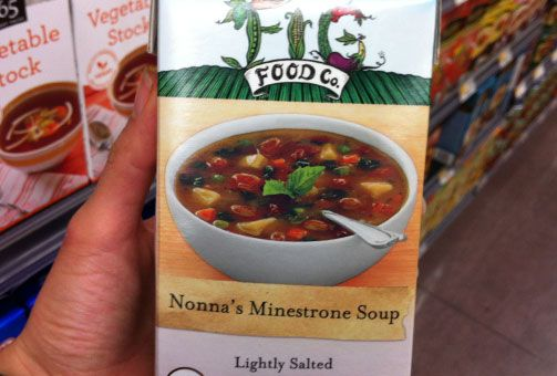 When cooking isn't an option (Part 2): Fig Food Company Soup