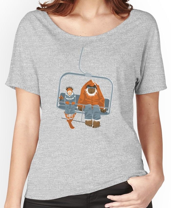YETI Women\u0027s Relaxed Fit T-Shirt Products