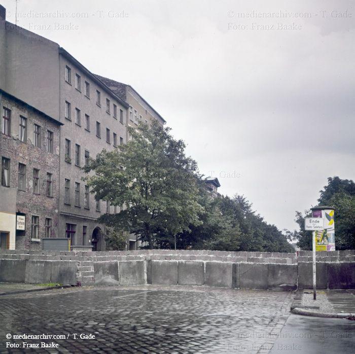 Berliner Mauer Berlin Deutschland Germany 1961 Berliner Mauer Ddr Grenze Medienarchiv Com Fotos Berliner Mauer Berlin Mauer