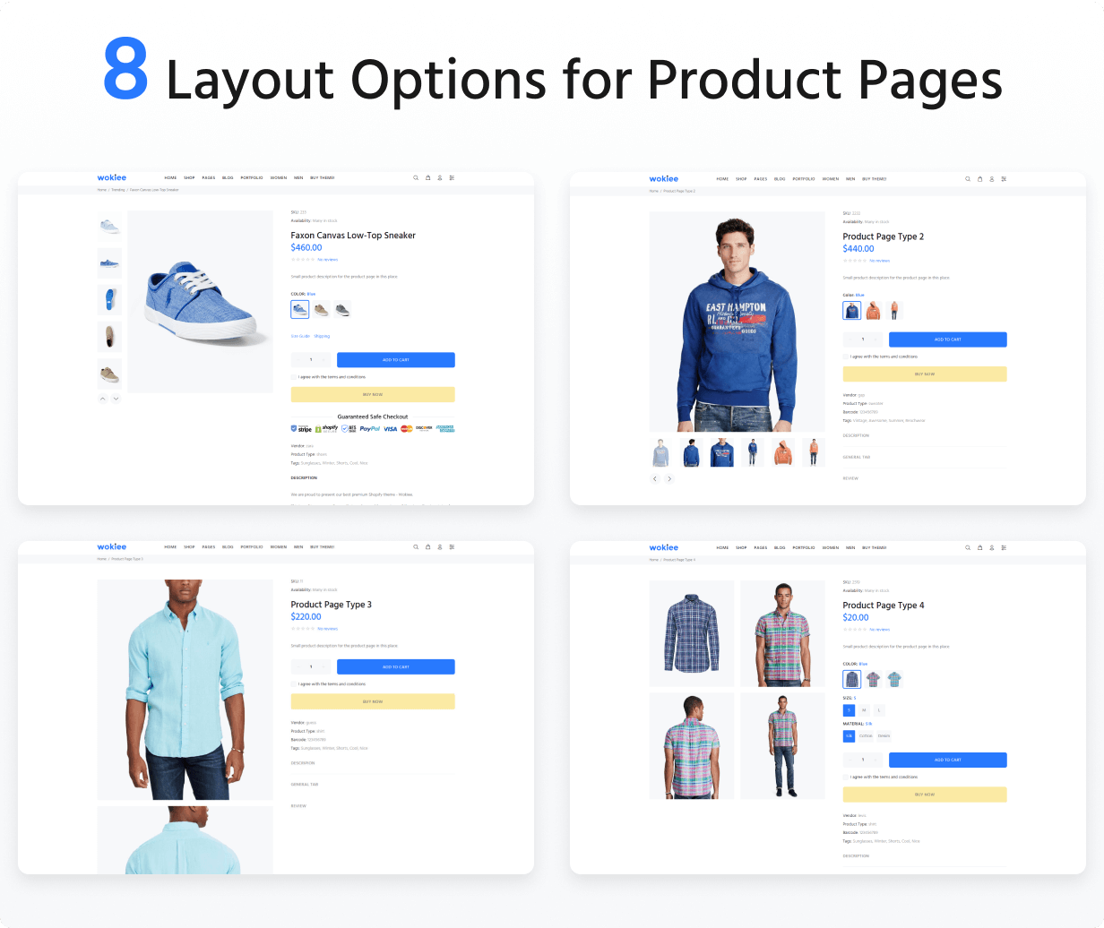 Wokiee - Multipurpose Shopify Theme by p-themes
