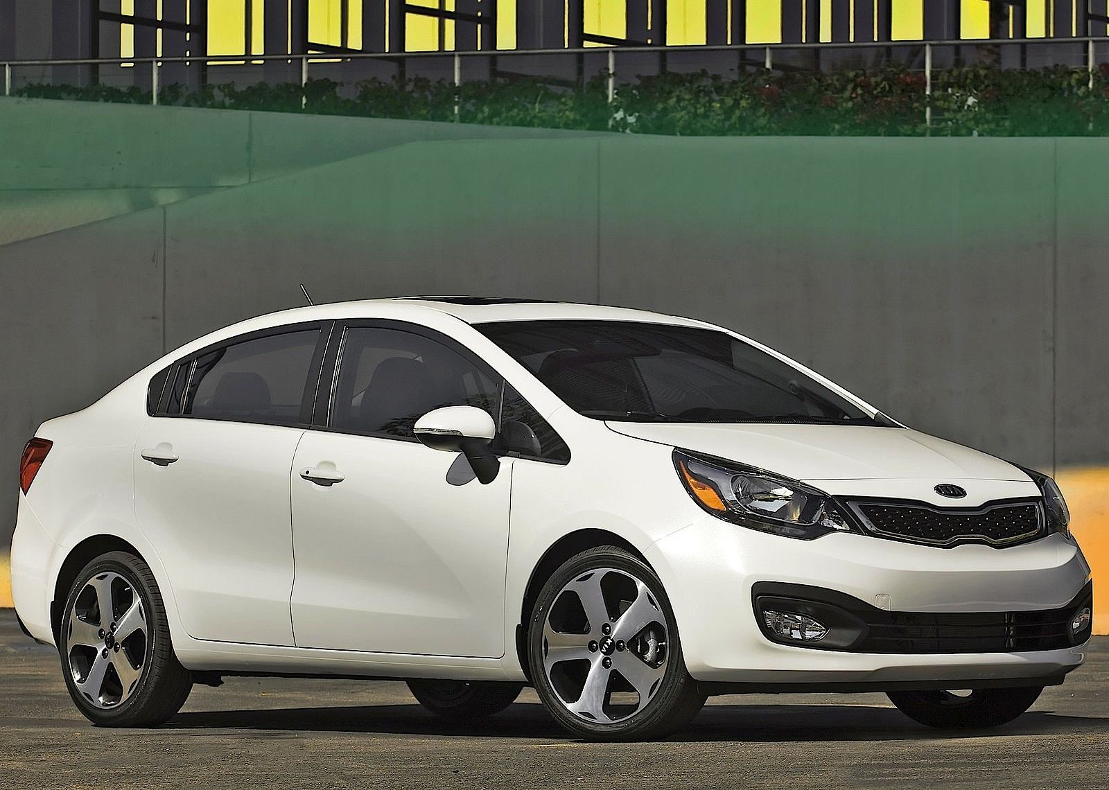 Kia Rio Sedan Specs Photos 2011 2012 2013 2014 2015 2016