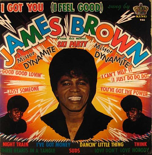 james brown album covers | Album Cover Gallery: | my lps in