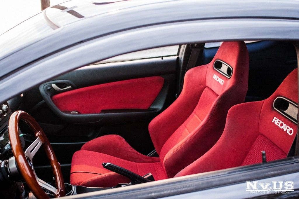 Dc5 Recaro Interior Rpm City Nissan Z Cars Acura Rsx Recaro