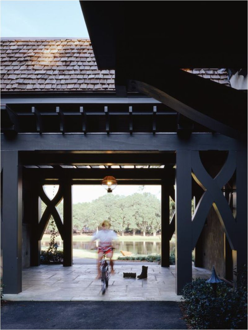 """Most of us who were raised in warmer climates during the golden era of the ranch house know exactly what a """"carport"""" is."""