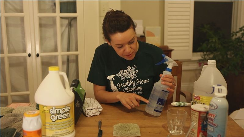 How to remove milk smells and stains from a carpet