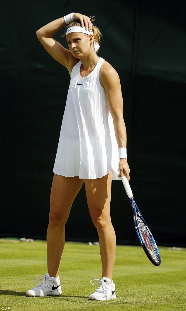 Do These Players Outfits Really Meet The Strict Wimbledon Dress Code Tennis Dress Dresses For Wimbledon Nike Tennis Dress