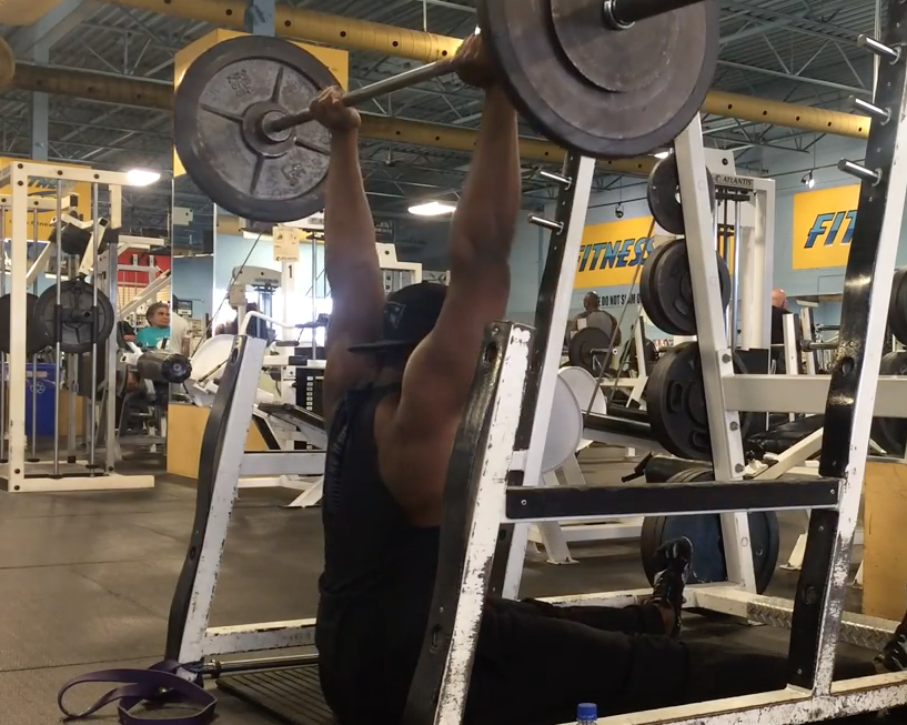 Strength Exercise of the Week: The Z Press