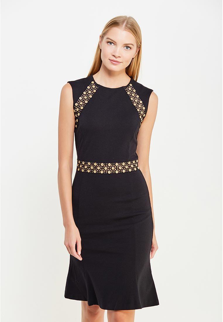 c0e1e0538c3d8 Платье Michael Michael Kors купить за 18 200 руб MI048EWUGZ71 в интернет- магазине Lamoda.ru