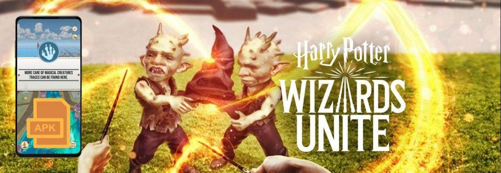 Harry Potter Wizards Unite App Apk Download Free For Android Ios Harry Potter Wizard Potter App