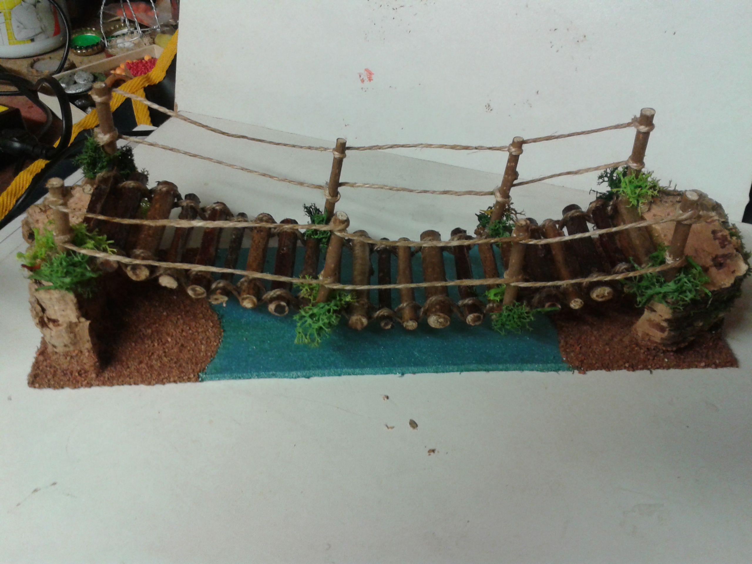 Puente Colgante A 10 €