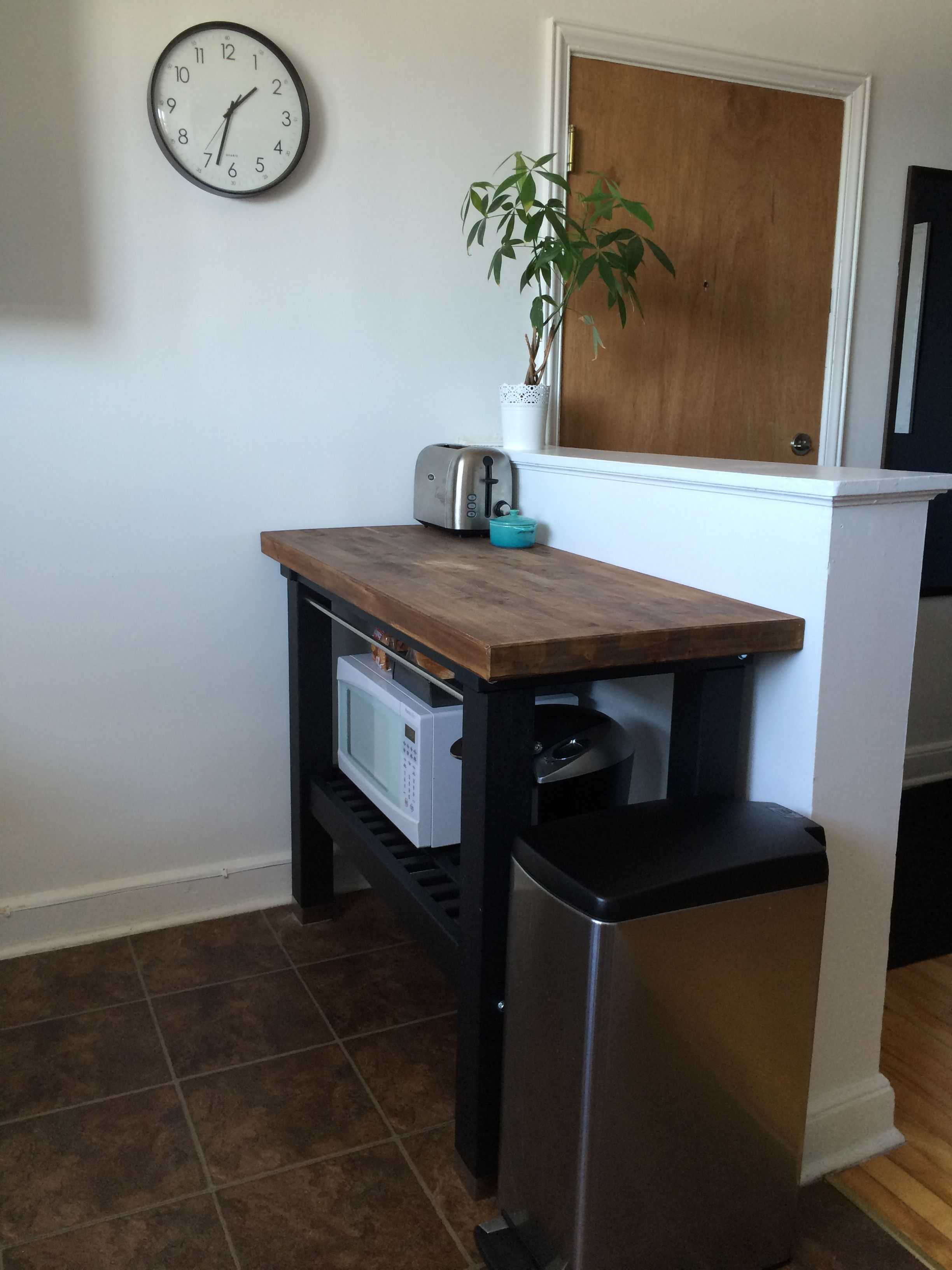 Ikea kitchen island GROLAND | Home Projects | Pinterest | Küche