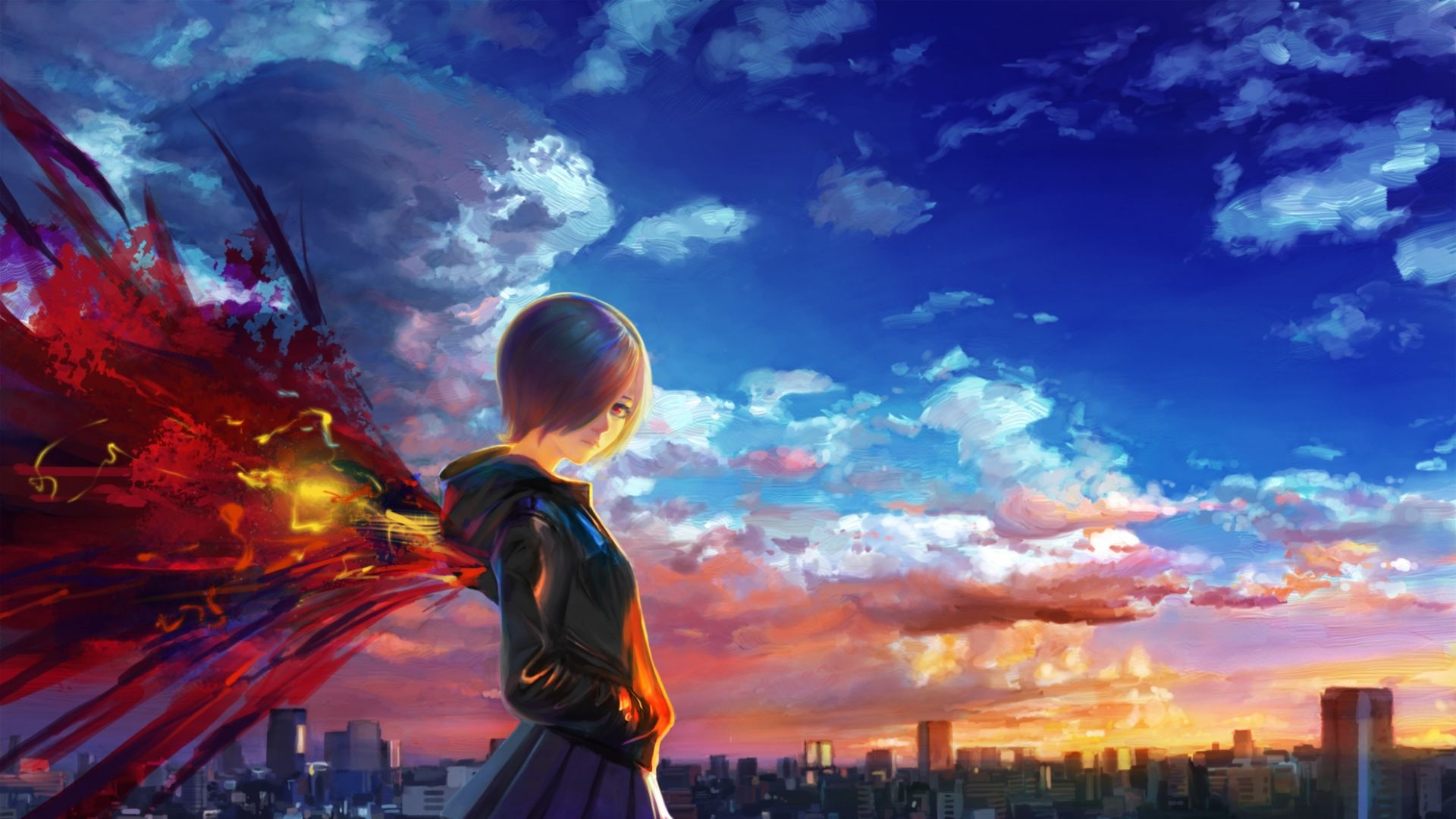 Cool Anime Wallpapers HD 1920x1080 10
