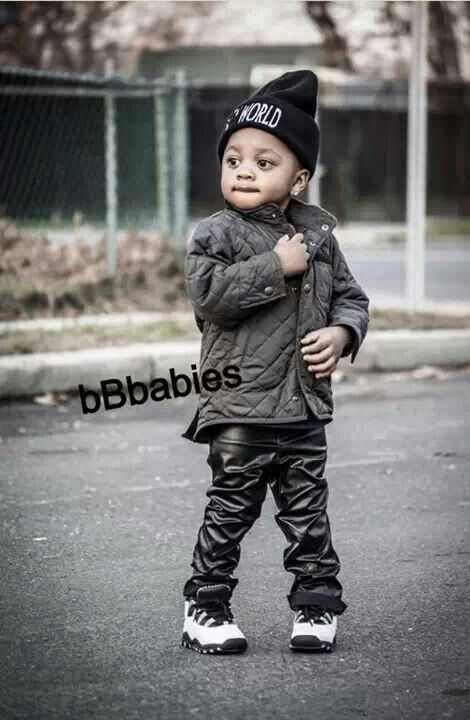 Kids With Swag!: Photo Beautiful black Kids. Babies ... |Little Black Kids With Swag