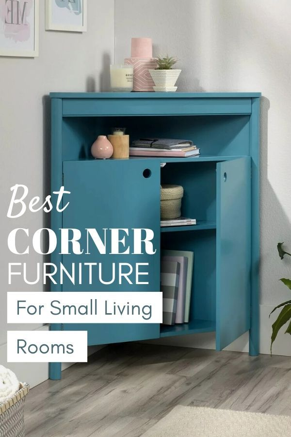 Corner Furniture Pieces Every Small Living Room Needs en ...