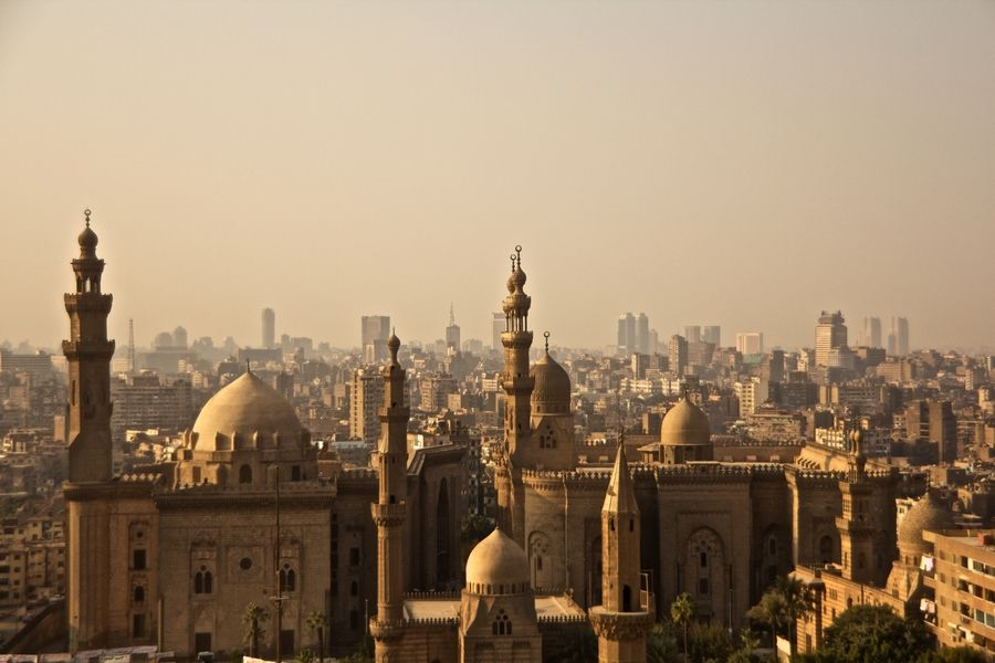 Overwhelming Cairo (1) by Gerard Casamayor